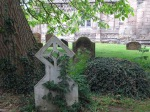 Warwick graveyard