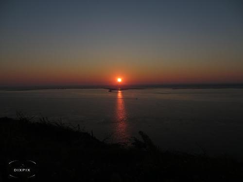 sunset b